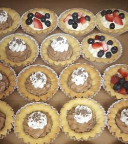 Chocolate Mousse Mini Tart