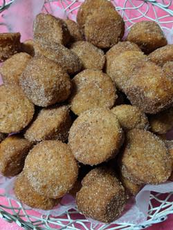 Brown Butter Doughnut Holes