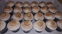 S'more Cupcake (dairy free)
