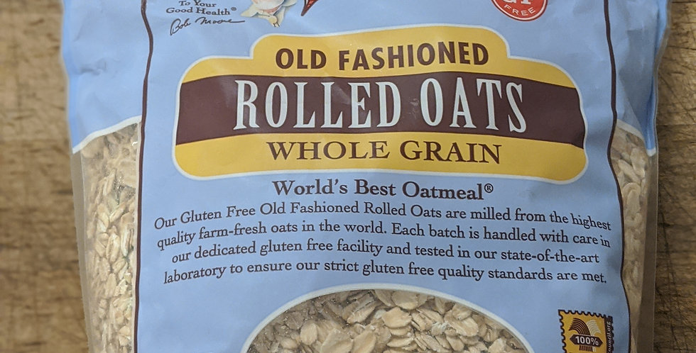 GF Rolled Oats