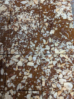 Salted Caramel Almond Brownie