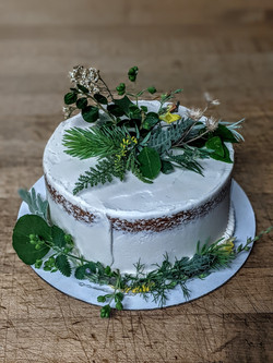 """""""Outdoorsy"""" Smash Cake"""