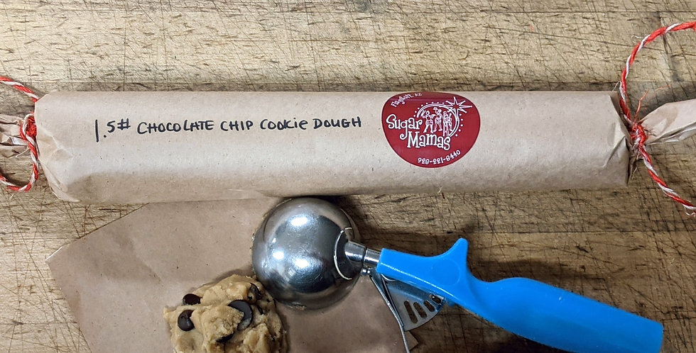Chocolate Chip Cookie Dough