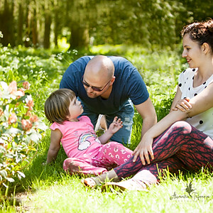 Delia & Parents