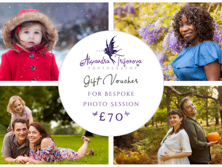 Gift Vouchers - Christmas Special