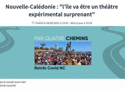 France Soir : Article sur la NC