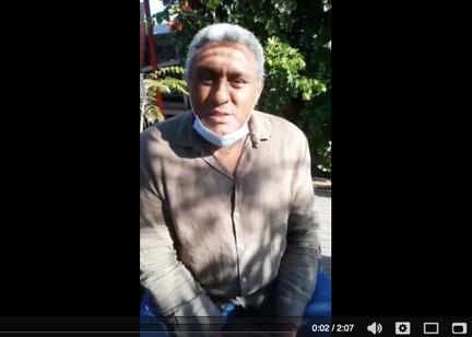 Constat d'huissier et vidéo d'un cas de magnétisme post-vaccinal - Nouméa