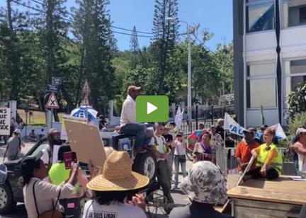 Marche Citoyenne et Pacifique pour Liberté - 4 septembre