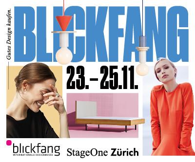 Meet us at Blickfang Zürich