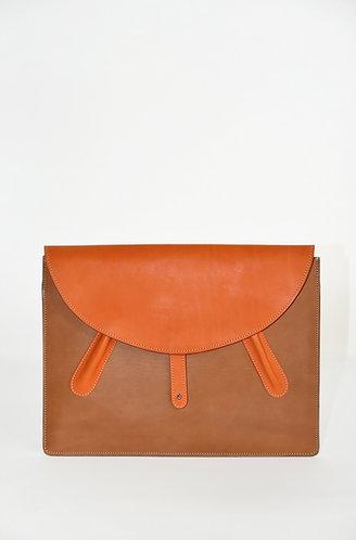 Sorrento Laptop Bag Orange