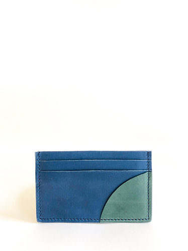 Sorrento Card Holder Marine Agave Classic Line