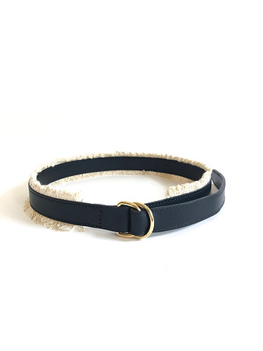 Fringe Belt Nero