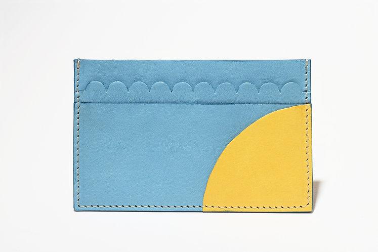 Sorrento Card Holder Laguna