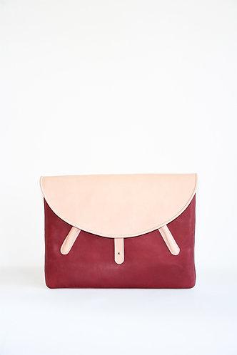 Sorrento Laptop Bag Pomerol