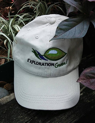Exploration Green Cap