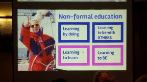 Sail Training International conference 2017: education, inspiration and international friendship.