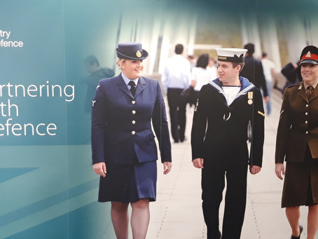 Supporting veterans: Partnering with Defence 2020