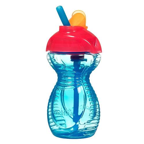 munchkin クリック・ストローボトル/ブルー