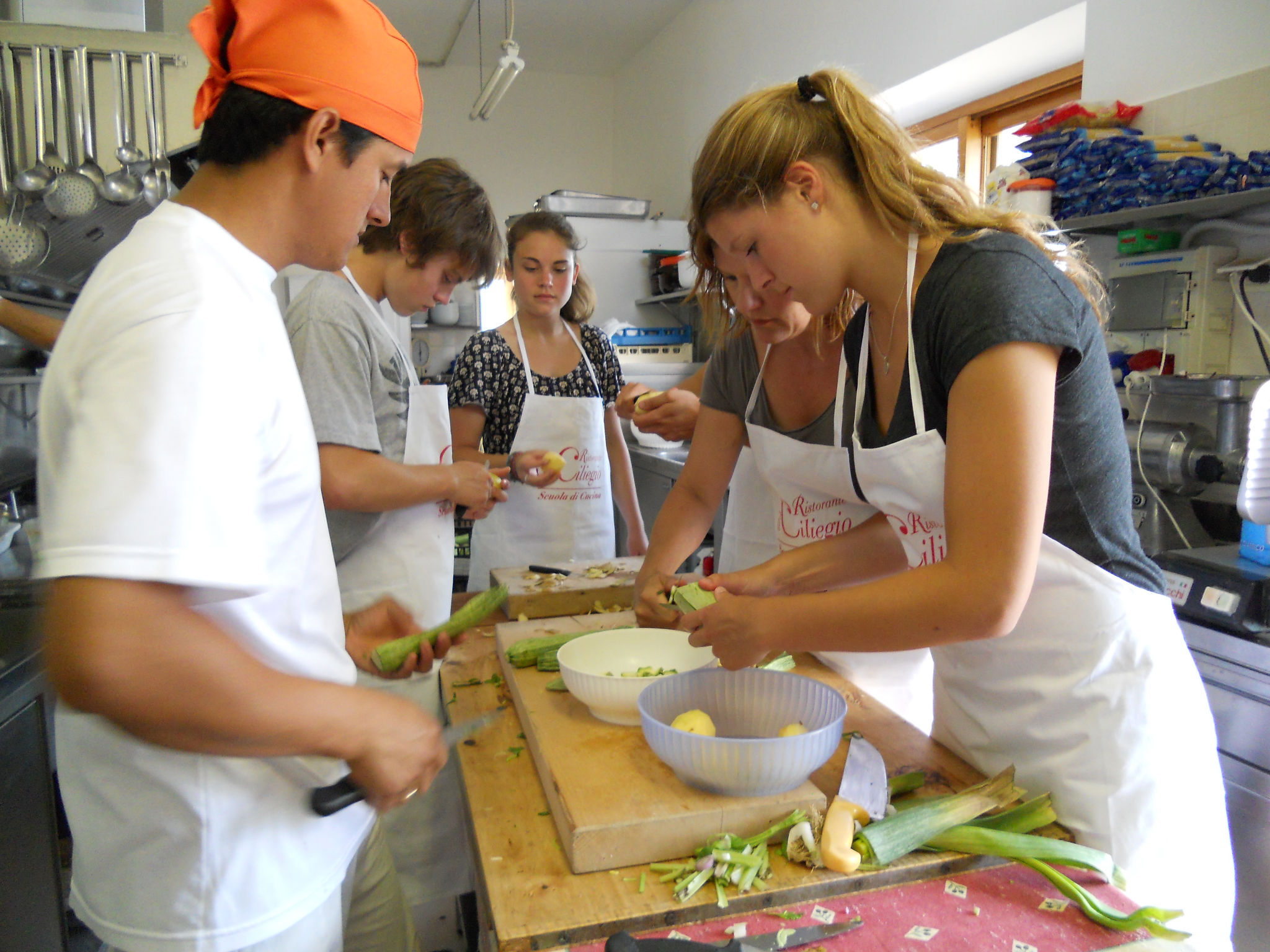Cooking School Monterosso