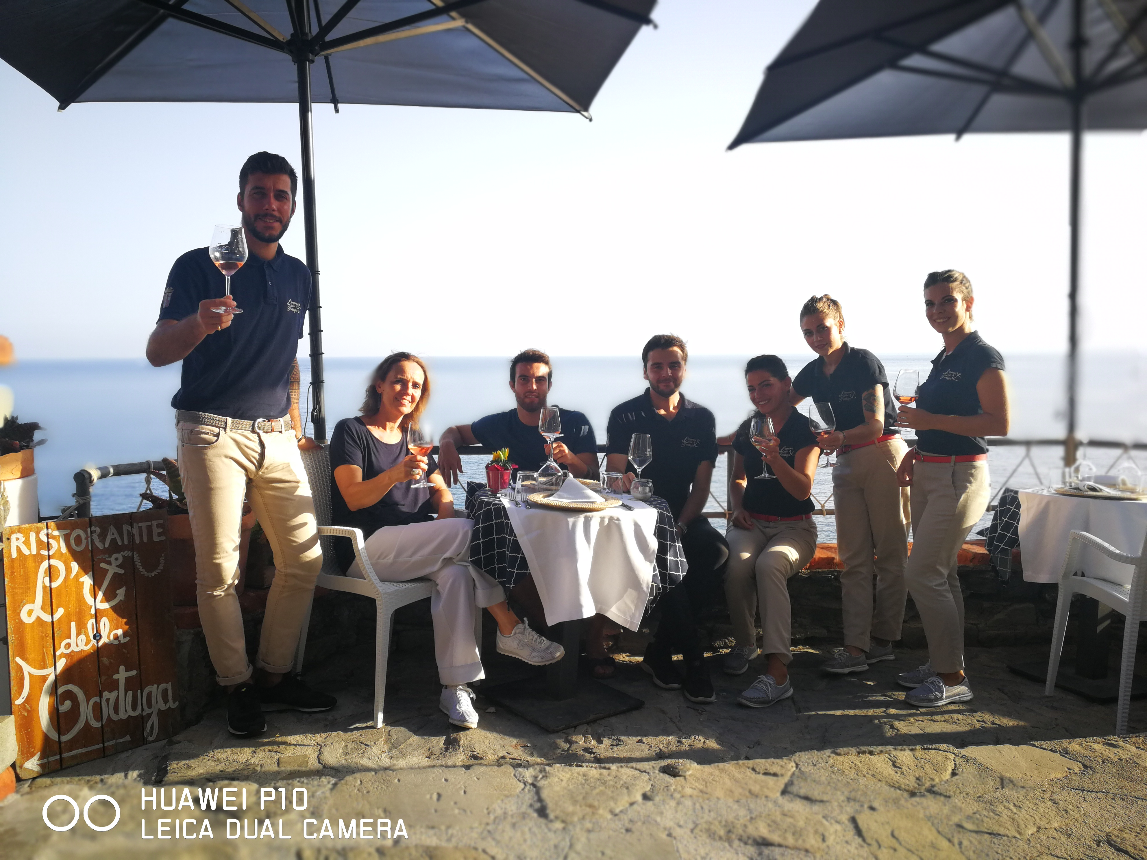 Visit the Cinque Terre Wine School