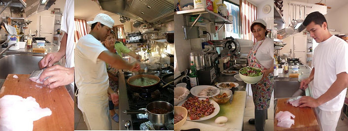 Visit the Cooking School in Cinque Terre