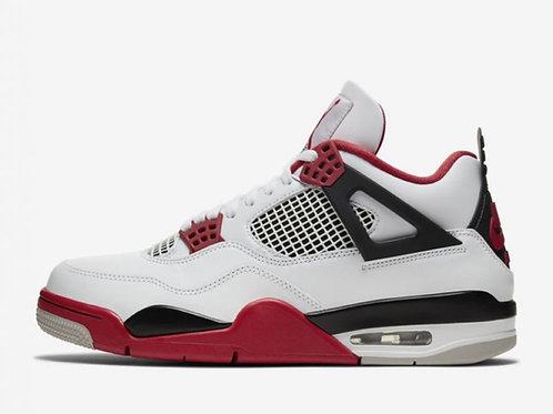 """Jordan Retro 4 OG """"Tech Red"""" Preorder 2020"""