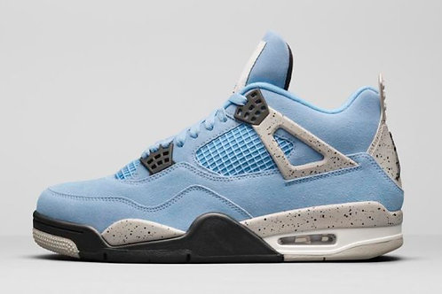 "Jordan Retro 4 ""University Blue"" Preorder 2021"
