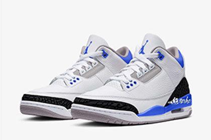 "Jordan Retro 3 ""Racer Blue"" Preorder 2021"