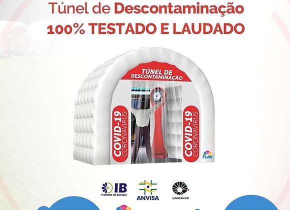 Túnel de descontaminação