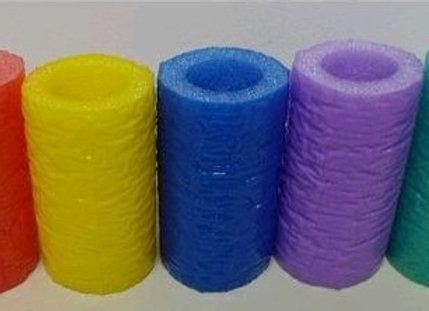 Isotubo Colorido Para Cama Elástica e Piscina de Bolinhas