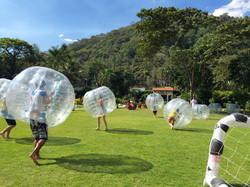 Futebol de bolhas