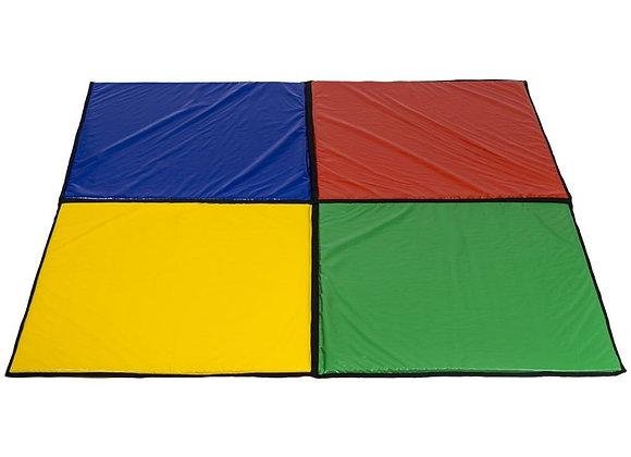Colchonete Colorido 1.5m x 1.5m