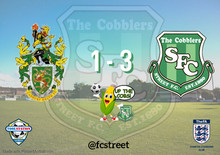 CADBURY HEATH MATCH REPORT