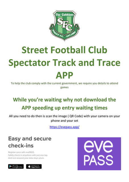 Track & Trace App