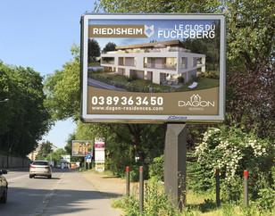 "Campagne ""Le Clos du Fuchsberg"""
