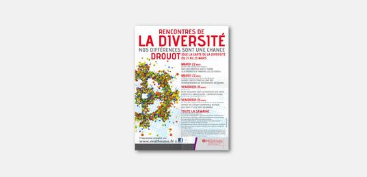 Campagne Rencontres de la Diversité 2012