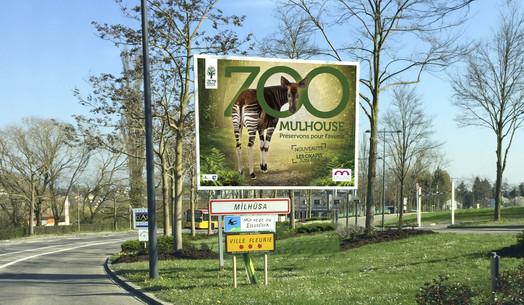 Parc zoologique et botanique de Mulhouse