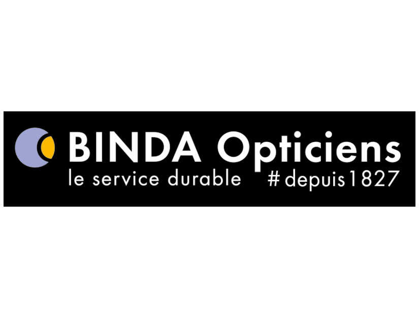 Media Création, agence de communication - Binda Opticiens