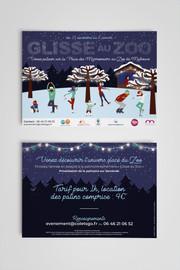 Campagne Glisse au Zoo