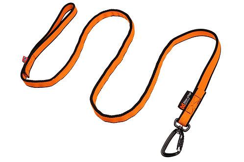 Non-stop dogwear bungee leash bikejoring