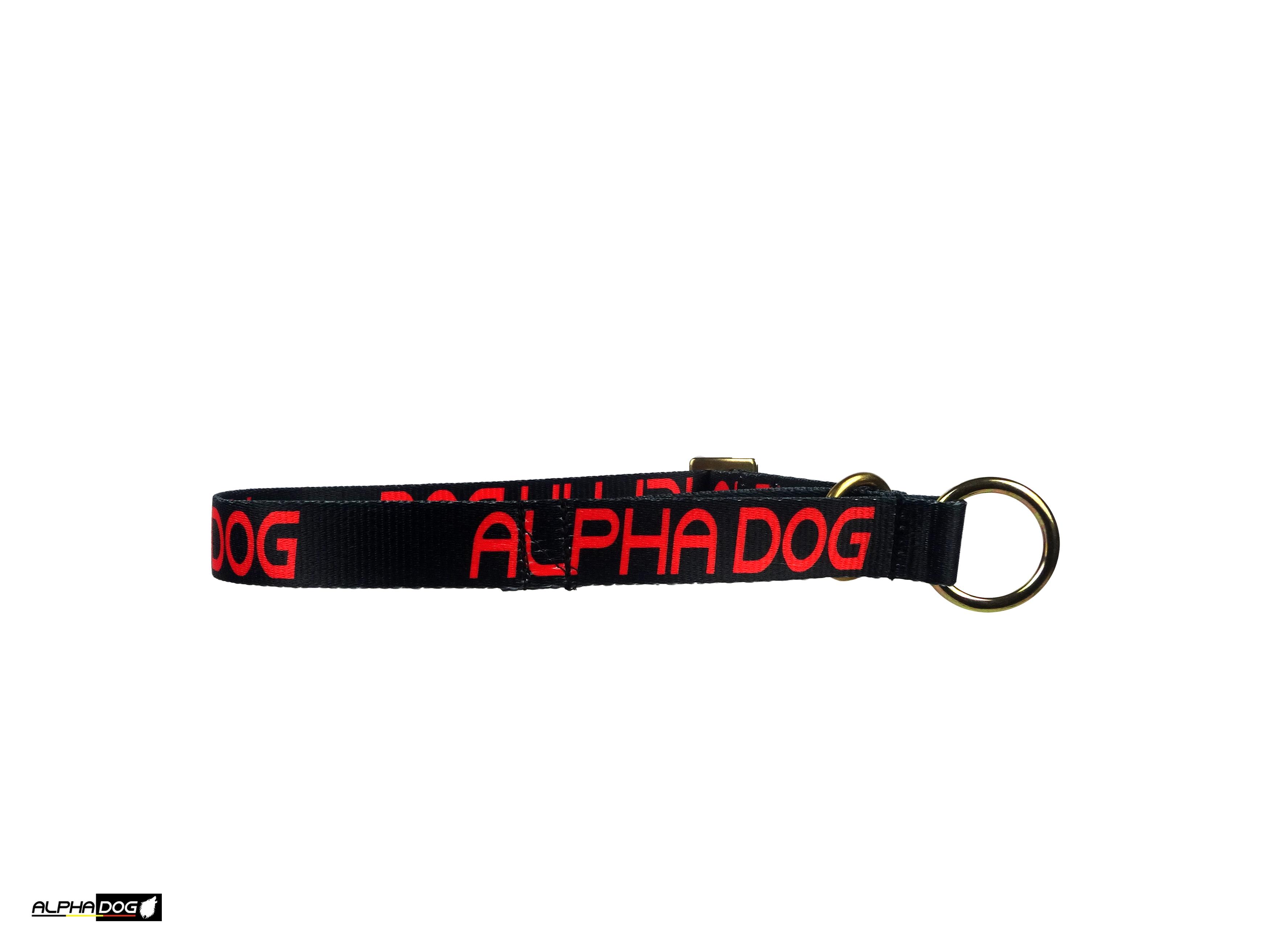 Collier imprimé Alphadog