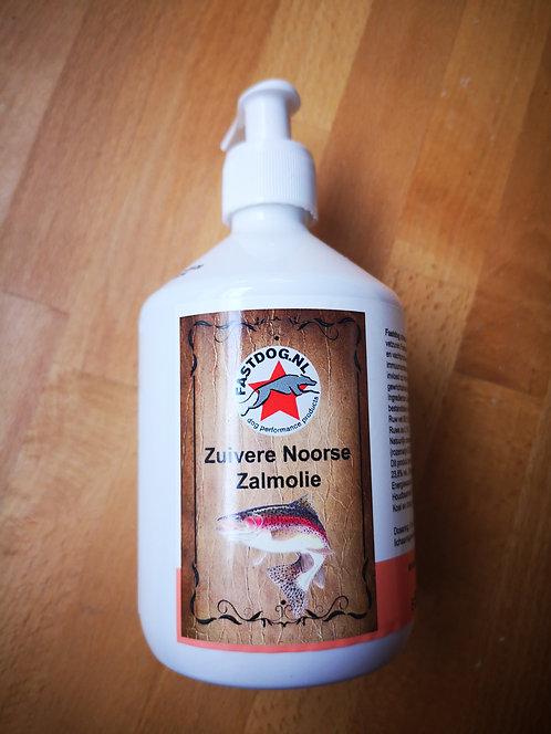 FastDog huile de Saumon 500ml