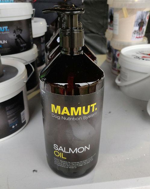 Mamut huile de saumon