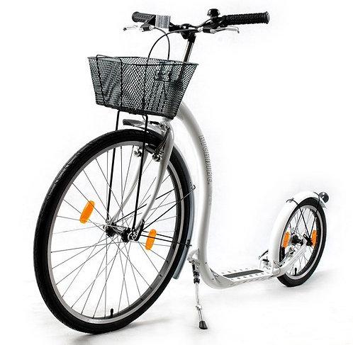 Kick bike City G4+panier