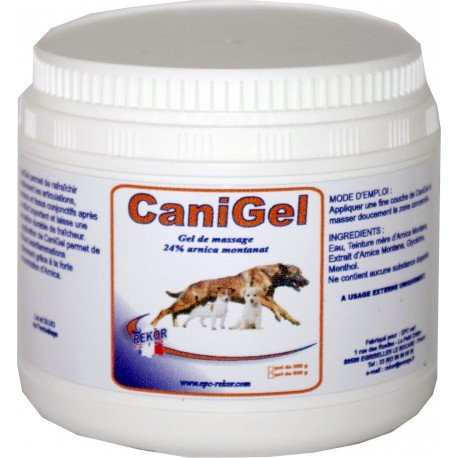 Canigel-Gel de massage à l'arnica