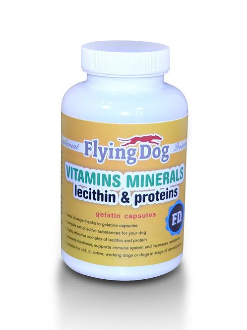 Flyindog vitamin and minerals