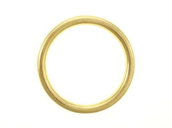 Anneau bronze 25mm