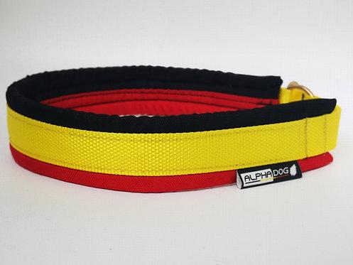Alphadog Collier Amarok rembourré Team Belgique