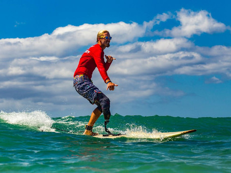 How Surf Therapy is being Used to Change Lifes