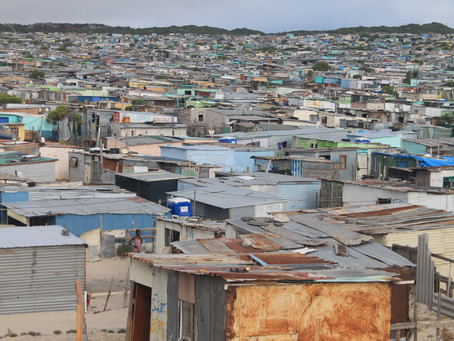 A glimpse into Cape Towns unstable communities during this pandemic